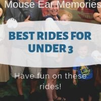 Best Disney World Rides for Toddlers, Babies and Pregnant Women!