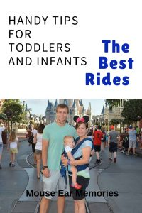 The Best Disney World Rides for Kids 3 and under
