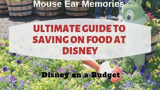 Ultimate guide to saving on food at Disney World