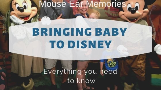 The ultimate guide for bringing baby to Disney World