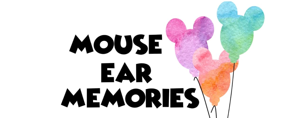 Mouse Ear Memories
