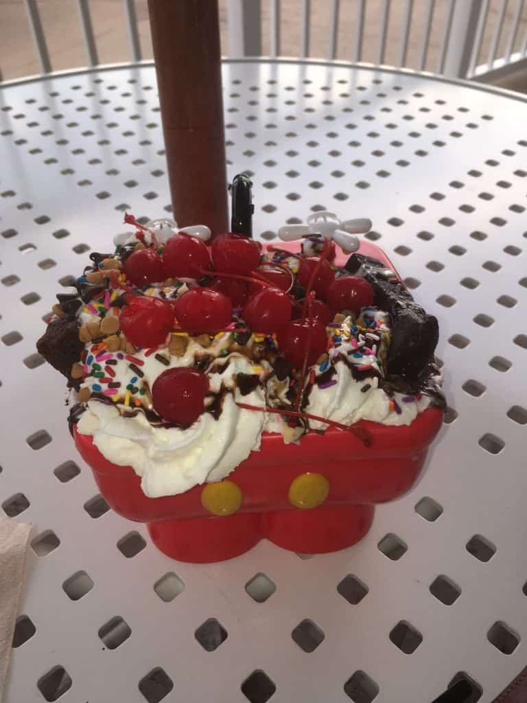 Beaches and Cream Gluten Free Mickey's Kitchen Sink